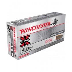 Winchester .223 Rem 55GR. P.S.P.