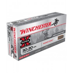 Winchester 30-30 Win. 170GR. PP