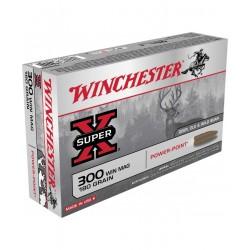 Winchester .300WM 180GR. PP