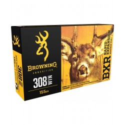 Browning .308Win 155GR. BXR
