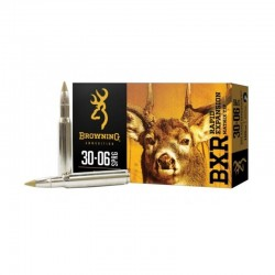Browning 30-06SP 155gr BXR