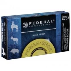 Federal 30-06 180G Soft Point