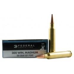 Federal .300WM 180G Soft Point