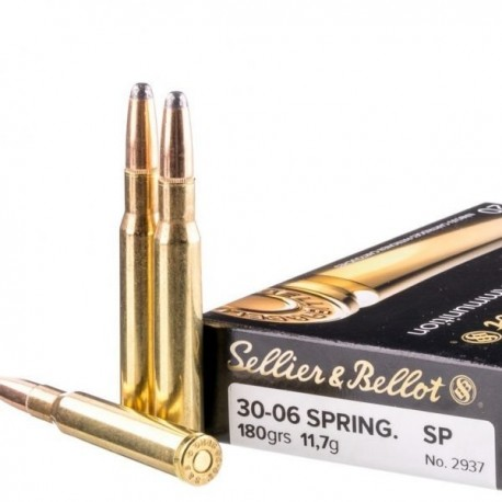 Sellior&Bellot 30-06 180G SP