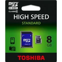 Cartão de Memória Toshiba 8GB