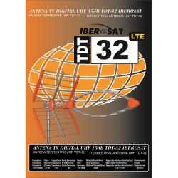 Antena Iberosat TDT32LTE