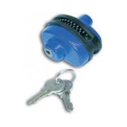 Cadeado de Gatilho c/ chave
