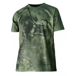Tshirt Técnica Tordo