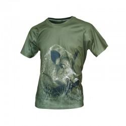 Tshirt Técnica Javali
