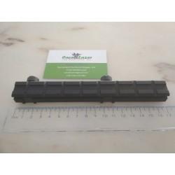 Régua Weaver Longa p/ Caçadeiras Semi-Automáticas