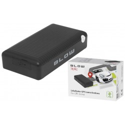 Sistema Localização GPS (GSM/GPRS) c/ Bateria para 90 Dias