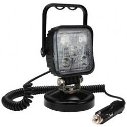 Projector LED c/ Base Magnética 11~30V