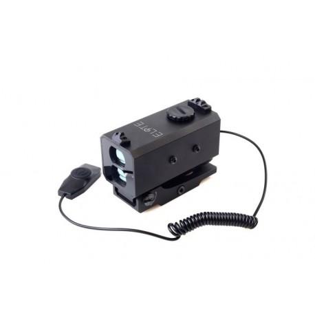 Telemetro Laser p/ Calha Picattiny