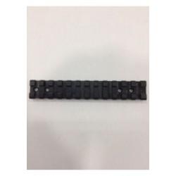 Régua Weaver Aço 13cm Browning/Benelli/Winchester